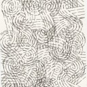 Untitled (pattern 6/11), 2011,  5 x 8, ink on paper